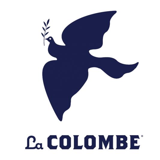 La Colombe logo.