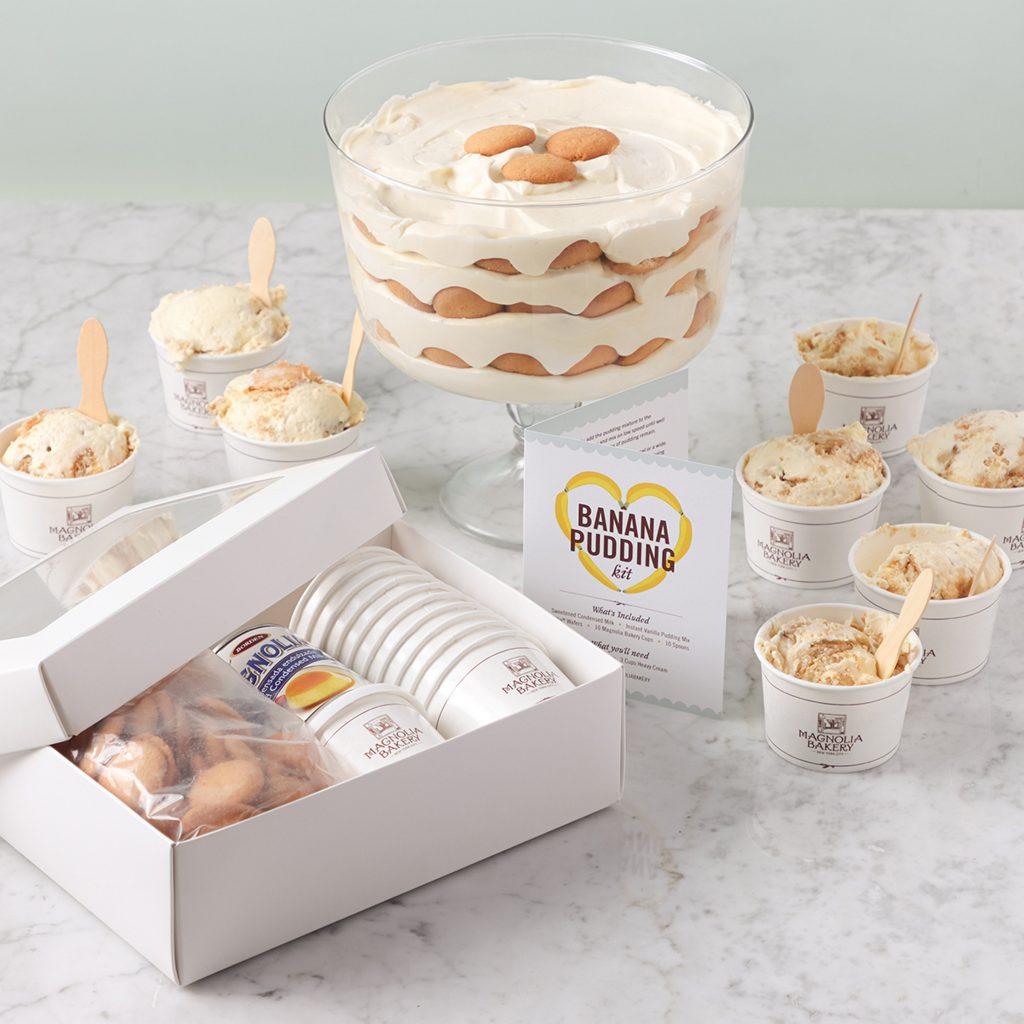 A Banana Pudding Kit from Magnolia Bakery.