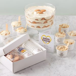 A Banana Pudding Kit from Magnolia Bakery.