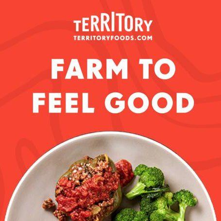 Territory Foods - Farm to Feel Good.